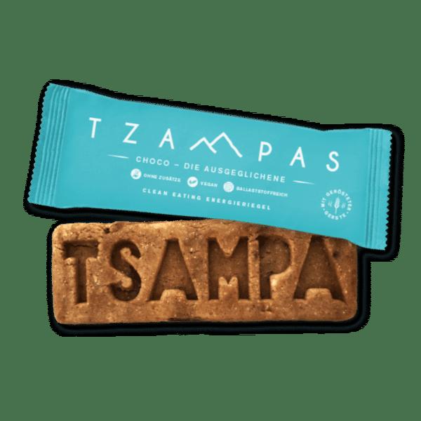 TZAMPAS Energieriegel Choco