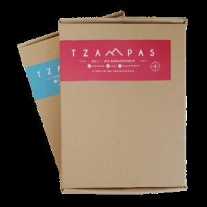 TZAMPAS 10+1 Bonusbox