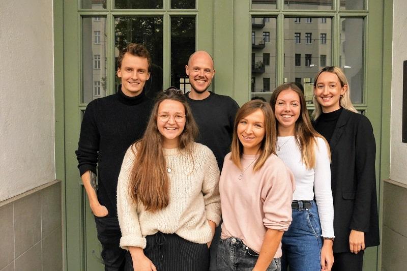 Teambil der ETHCL Food Labs GmbH
